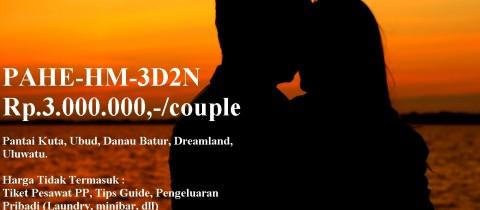 (PROMO!!!) Paket Hemat Bali Honeymoon 3D2N