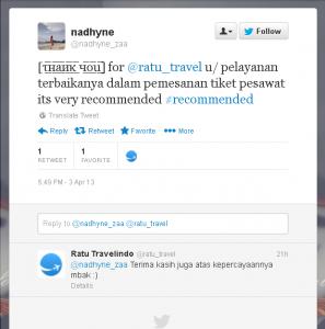 Testimoni @nadhyne_zaa