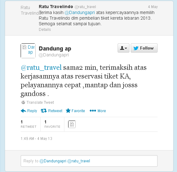 Testimoni @dandungapri