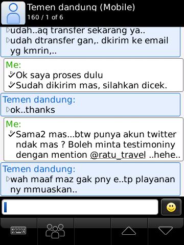 Testimoni SMS