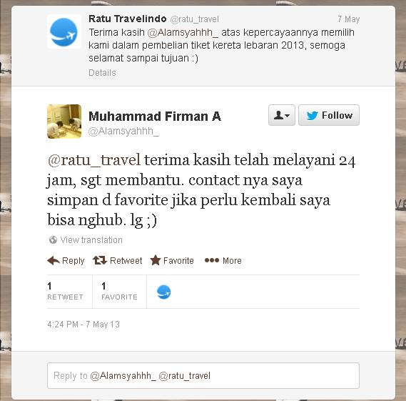 Testimoni Twitter @Alamsyahhh_