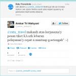 Testimoni Twitter @arinie_ambar03