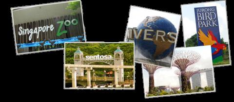 Tiket Wisata Singapura